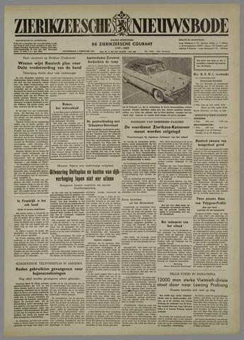Zierikzeesche Nieuwsbode 1954-02-04