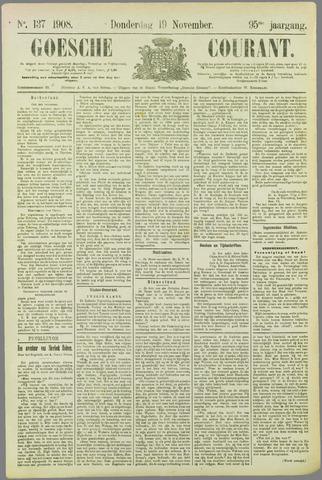 Goessche Courant 1908-11-19