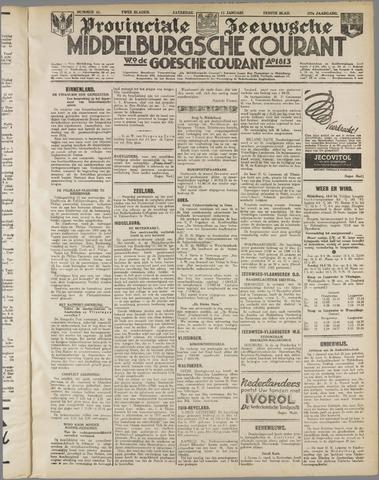 Middelburgsche Courant 1934-01-13