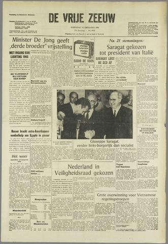 de Vrije Zeeuw 1964-12-30