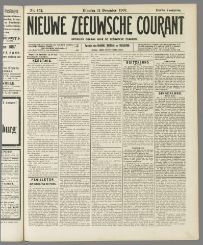 Nieuwe Zeeuwsche Courant 1907-12-24