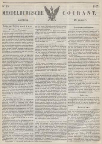 Middelburgsche Courant 1867-01-26