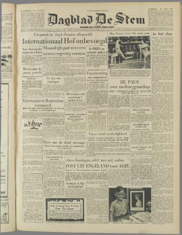 de Stem 1952-07-23