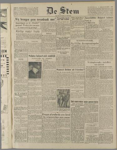 de Stem 1947-12-09