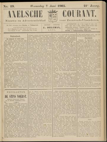 Axelsche Courant 1905-06-07