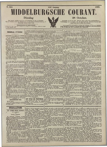 Middelburgsche Courant 1902-10-28