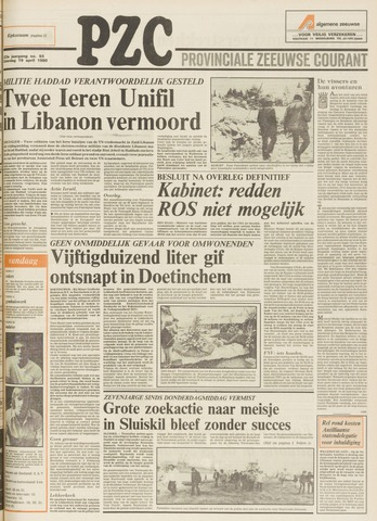 Provinciale Zeeuwse Courant 1980-04-19