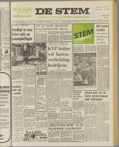 de Stem 1974-10-07