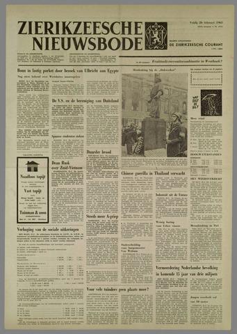 Zierikzeesche Nieuwsbode 1965-02-26