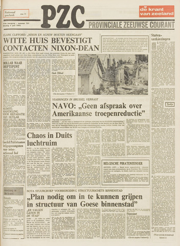 Provinciale Zeeuwse Courant 1973-06-05