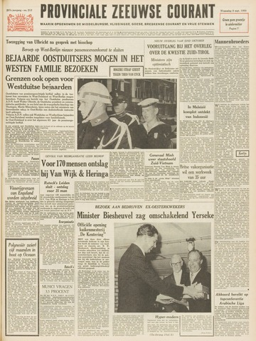 Provinciale Zeeuwse Courant 1964-09-09