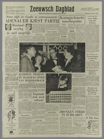 Zeeuwsch Dagblad 1959-10-26