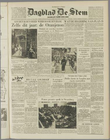 de Stem 1954-09-22