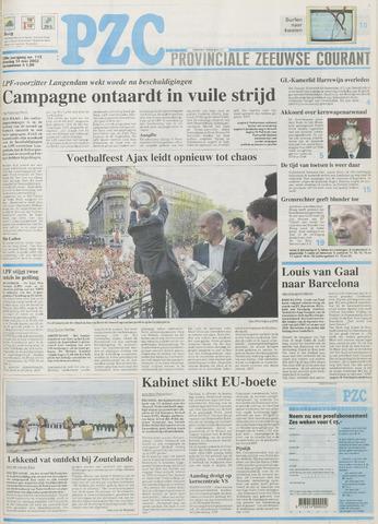 Provinciale Zeeuwse Courant 2002-05-14