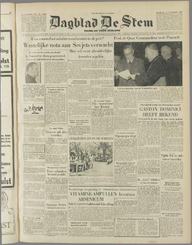de Stem 1953-11-16