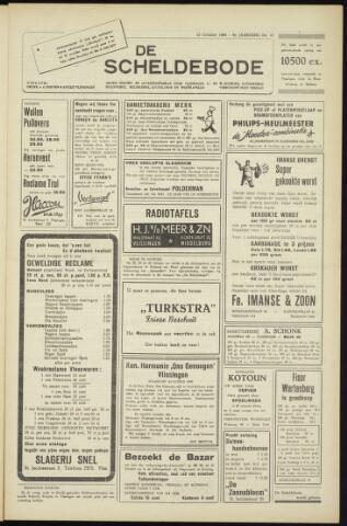 Scheldebode 1954-10-22