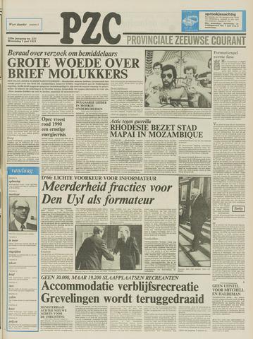 Provinciale Zeeuwse Courant 1977-06-01