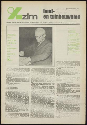 Zeeuwsch landbouwblad ... ZLM land- en tuinbouwblad 1973-12-07