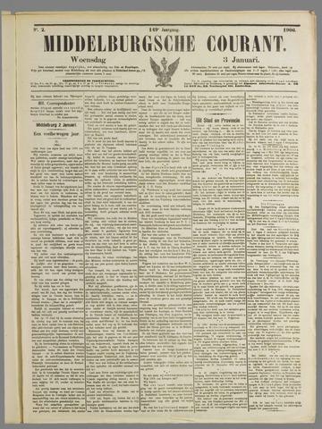 Middelburgsche Courant 1906-01-03