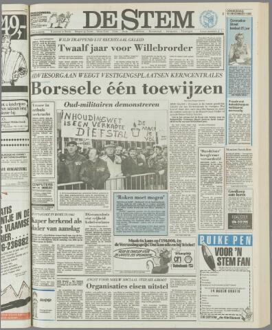de Stem 1985-12-12