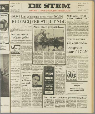 de Stem 1970-11-17