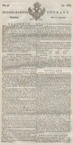 Middelburgsche Courant 1761-01-20