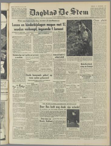 de Stem 1949-12-23