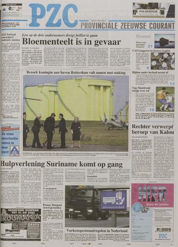 Provinciale Zeeuwse Courant 2006-05-10