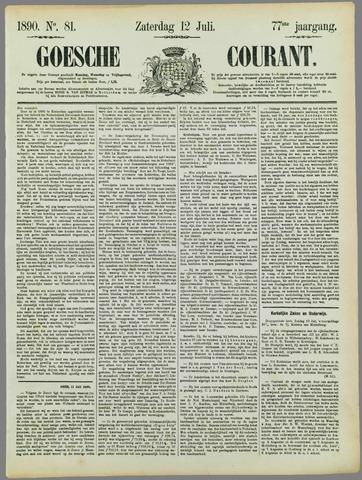 Goessche Courant 1890-07-12
