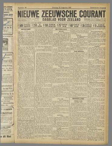 Nieuwe Zeeuwsche Courant 1921-08-23