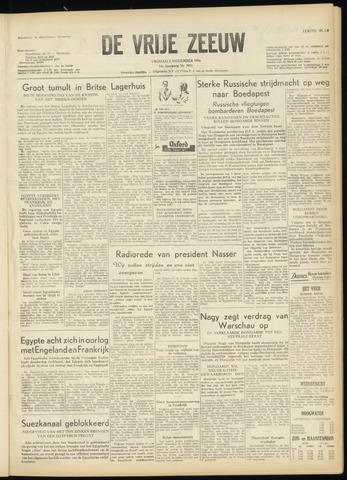 de Vrije Zeeuw 1956-11-02