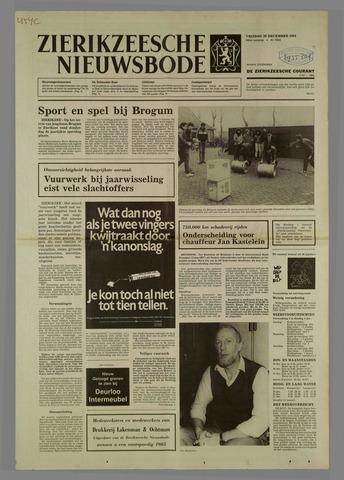 Zierikzeesche Nieuwsbode 1984-12-28