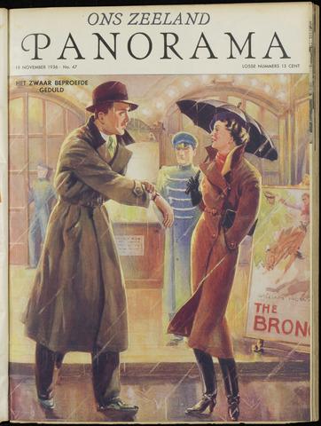 Ons Zeeland / Zeeuwsche editie 1936-11-19