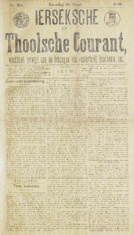 Ierseksche en Thoolsche Courant 1889-03-30