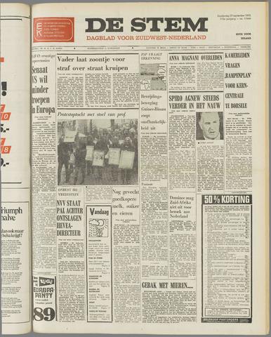 de Stem 1973-09-27