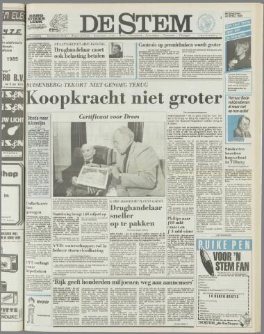 de Stem 1985-04-24