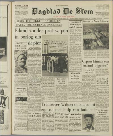 de Stem 1964-08-13
