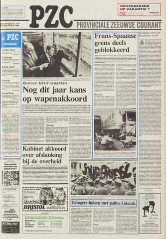 Provinciale Zeeuwse Courant 1987-06-13