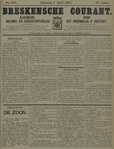 Breskensche Courant 1905-04-01