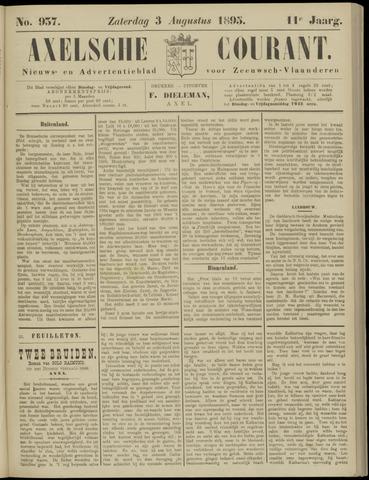 Axelsche Courant 1895-08-03