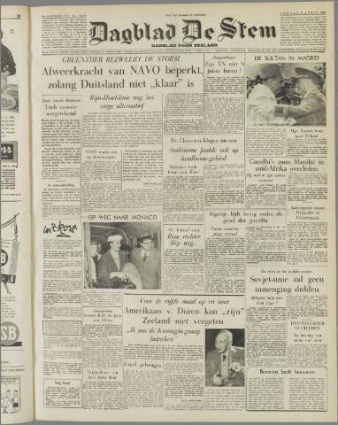 de Stem 1956-04-06