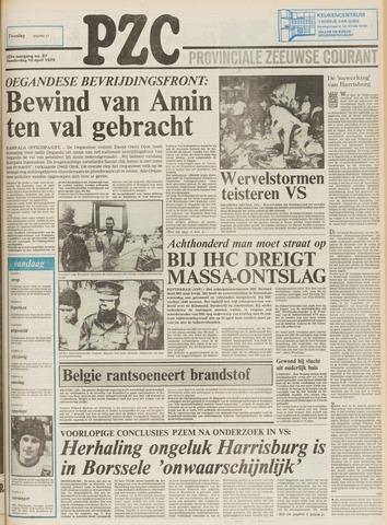 Provinciale Zeeuwse Courant 1979-04-12