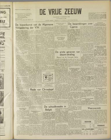 de Vrije Zeeuw 1958-08-11