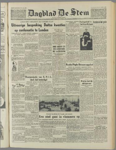 de Stem 1950-05-10