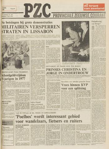 Provinciale Zeeuwse Courant 1975-06-19