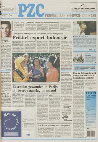 Provinciale Zeeuwse Courant 1995-08-18