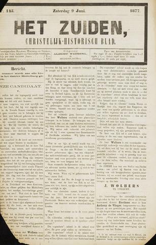 Het Zuiden, Christelijk-historisch blad 1877-06-09