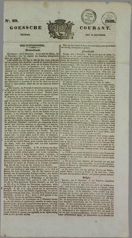 Goessche Courant 1839-12-13