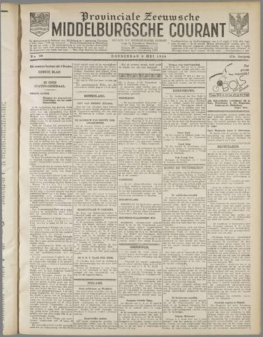 Middelburgsche Courant 1930-05-08