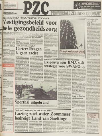 Provinciale Zeeuwse Courant 1980-09-19